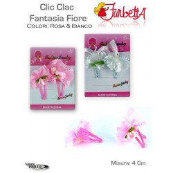 CLIC CLAC 2 PZ.  DAMIGELLA