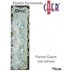 FERMACODA BIMBA C/ CUORE 4 PZ.    NS