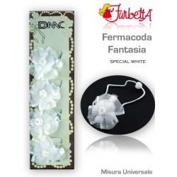 FERMACODA BIMBA C/ ROSA TESSUTO 4 PZ. NS