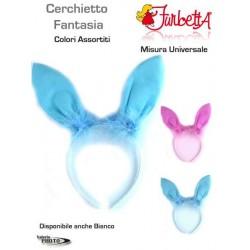 CERCHIETTO BABY CON ORECCHIE