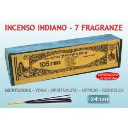 INCENSO 7 FRAG. ASSORTITE 15 STICKS   NS