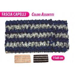 FASCIA X CAPELLI LUREX