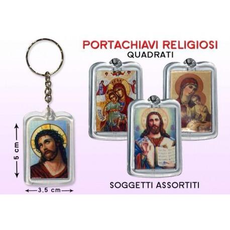 PORTACHIAVE RELIGIOSO