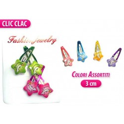 CLIC CLAC CARD 4PCS PESCE