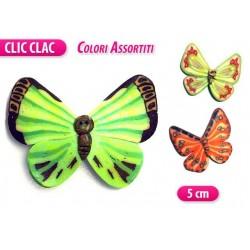CLIC CLAC CON FARFALLA