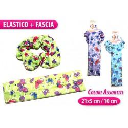 SET FASCIA E FROU FROU C/PAILLETES