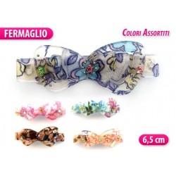 FERMAGLIO MATIC STRASS FIOCCO