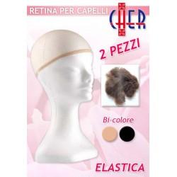 RETINO X CAPELLI 2PCS BRUNO/CASTANO