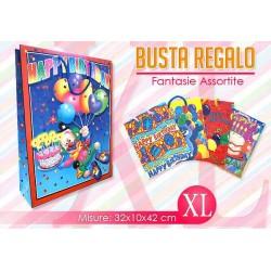 BUSTA REGALO BUON COMP. MIS. XL    NS