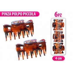 PINZA POLPO PICCOLA DEMI 6 PZ.