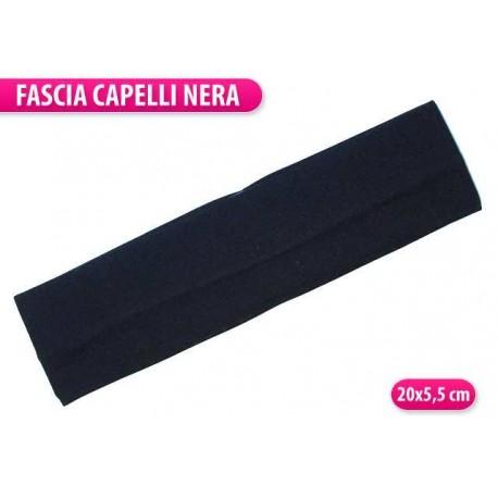 FASCIA 5,5 CM NERO  N S