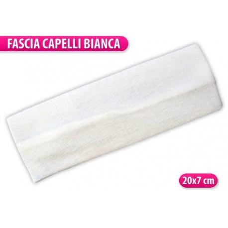 FASCIA 7 CM BIANCO