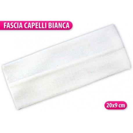 FASCIA 9 CM BIANCA