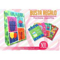 BUSTA REGALO PARTY MIS. XL