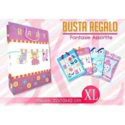 BUSTA REGALO BABY MIS. XL