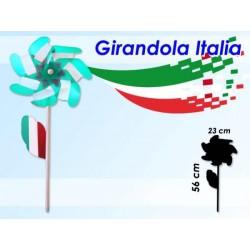 GIRANDOLA ASTA LEGNO MOD. ITALIA CM.25