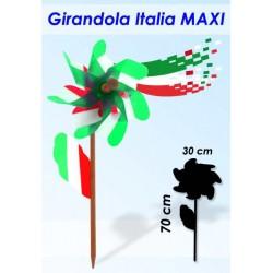 GIRANDOLA ASTA LEGNO MOD. ITALIA CM.35