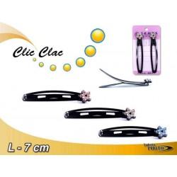 CLIC CLAC STELLA STRASS COL.2PZ N.S.