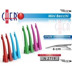 BECCO COLORATO CM.6 CARD 4PCS