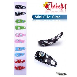 MINI CLIC CLAC LUCIDI CARD 10PCS NS