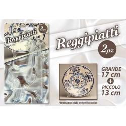"""REGGIPIATTI 2 PZ. 5""""+7"""""""