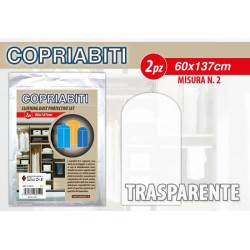 CUSTODIA COPRIABITI 137X60 PZ.2